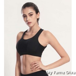 Back Strappy Sports Bra