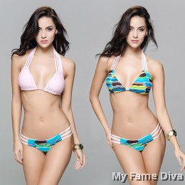 Multiways Convertible Summer Chic Bikini Set