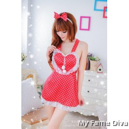 Sweetie Maid Apron Costume