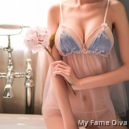 Pastel Fairy in Patchini Babydoll