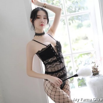 KEIRA Lace Corset