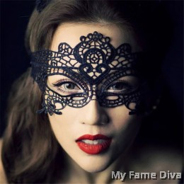 Sexy Mystique Lacey Eye Mask