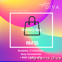 11.11 Mystery Bag for RM55 (4 items + RM5 Cash Credit)